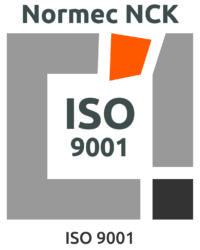 ISO 9001 siemons certificaat normec nck